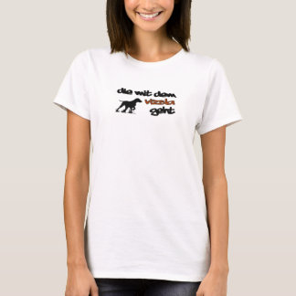 "Damen Magyar Vizsla T-Shirt ""Magyar Vizsla"" !"