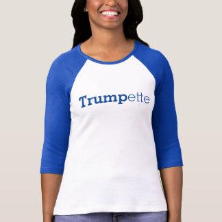 Damen-Shirt Donald J Trumpf-TRUMPETTE T-Shirt