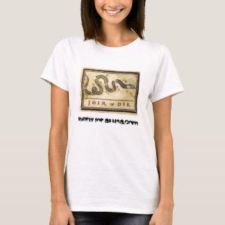 Damen-Sommer-Freiheit für alle T-Shirt