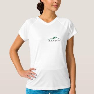Damen-Sport-technisches Leistungs-T-Stück T-Shirt