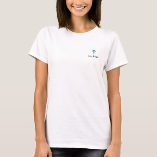 Damen T - Shirt, offizielles Logo Anne Germain T-Shirt