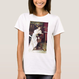 d8336edc116194 Damen-und Haustier-Papageien-Vogelantikenmalerei T-Shirt