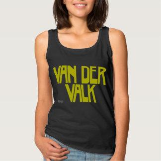 Damen Vans Der Valk Retro Tank Top