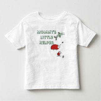 Damen-Wanze der Helfer der Mama cooles Kleinkind T-shirt