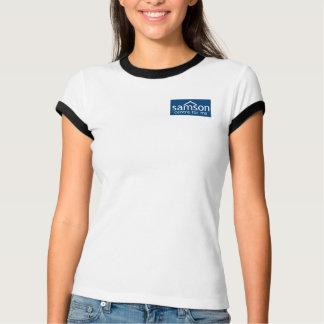 Damen-Wecker-T - Shirt