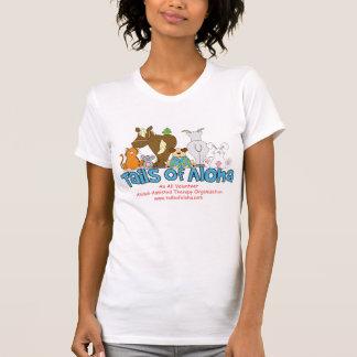 Damen zierliches Tshrit T-Shirt
