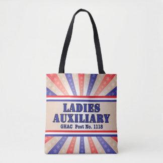 Damen-zusätzliche patriotische Taschen-Tasche Tasche