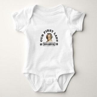 Damenbogen mw erster baby strampler