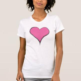 Damenherz T - Shirt