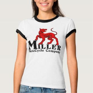 Damenwecker T Miller Motocycle T-Shirt