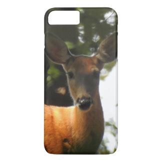 Damhirschkuh, ein Rotwild iPhone 8 Plus/7 Plus Hülle