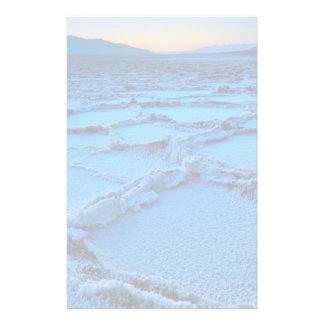 Dämmerung, Death Valley, Kalifornien Briefpapier