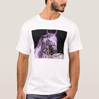 Dämmerung EDUN leben wesentliches T-Stück des T-Shirt