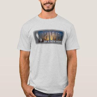 Dämmerung eines T-Stücks der neuen T-Shirt