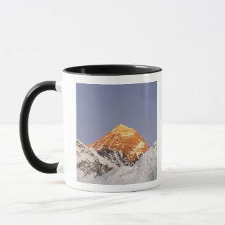 Dämmerung im Mount Everest, Nepal Tasse