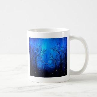 Dämmerung Kaffeetasse
