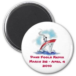 Dämmerung täuscht Redux Magneten 2010 Runder Magnet 5,1 Cm