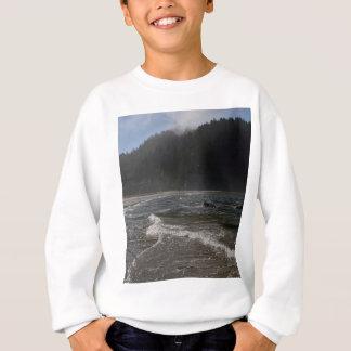 Dämmerung und Meerblick Sweatshirt