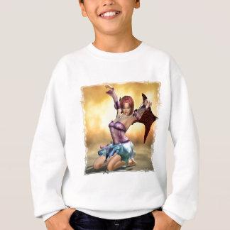 Dämmerungs-Fee Sweatshirt