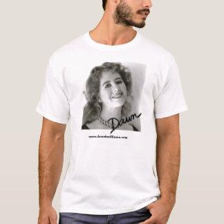 Dämmerungs-Foto-Shirt T-Shirt
