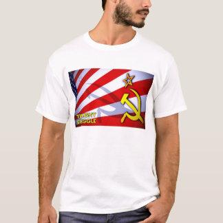 Dämmerungs-Kampf-Flagge T-Shirt