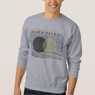 Dämmerungs-Patrouillenbrandungsstrickjacke Sweatshirt
