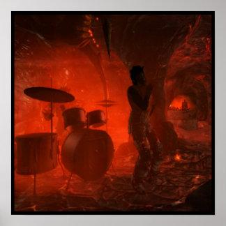Dämon-Band Poster