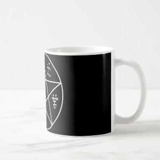 Dämon-BlockierTasse Kaffeetasse