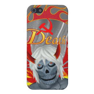 Dämon Falles des Tod IPHONE 4 iPhone 5 Case