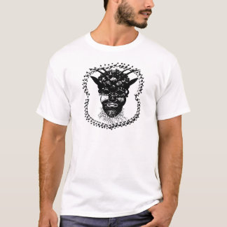 Dämon-Kopf T-Shirt
