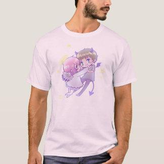 Dämon Luv des Engels-x T-Shirt