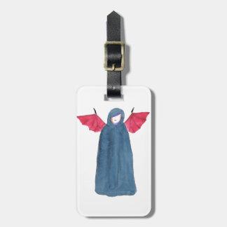 Dämon-Mädchen Gepäckanhänger