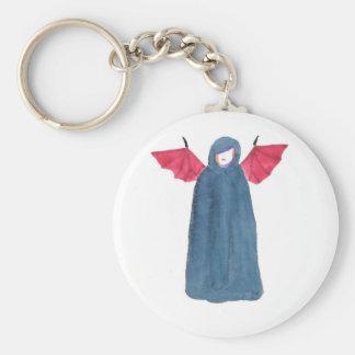 Dämon-Mädchen Schlüsselanhänger