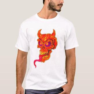 DÄMON-SCHÄDEL T-Shirt