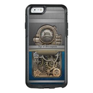 Dampf Engine.Age von Steampunk. OtterBox iPhone 6/6s Hülle