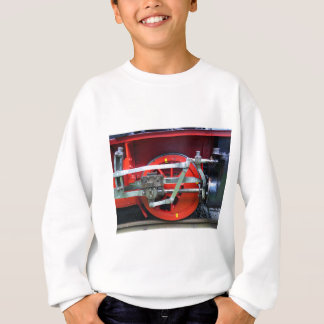 Dampf-Motorrad Sweatshirt