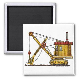 Dampf-Schaufel-Baggerbau-Magneten Quadratischer Magnet