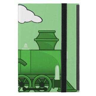 Dampf-Zug iPad Mini Etui