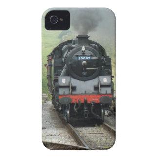 Dampf-Zug-sich fortbewegendes BlackBerry-mutiger iPhone 4 Case-Mate Hüllen