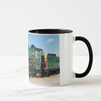 Dampf-Zug Tasse