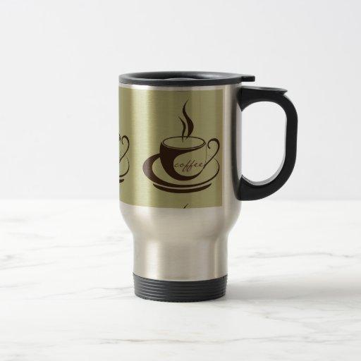 Dämpfende Kaffee-Reise-Tasse