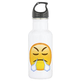 Dampfig - Emoji Edelstahlflasche