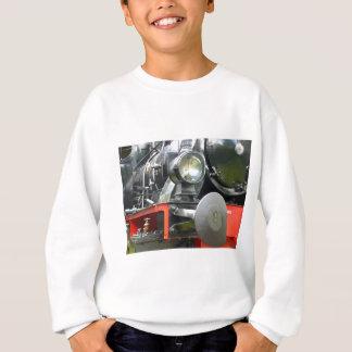 Dampflokomotivdetail Sweatshirt
