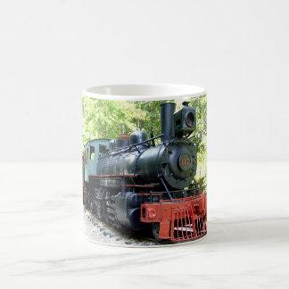 DampflokomotivfarbTasse Kaffeetasse