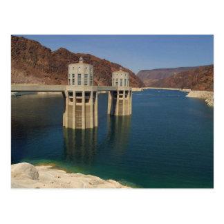 Dams Seen Postkarte
