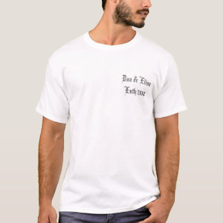 Dan - besonders angefertigt - besonders T-Shirt