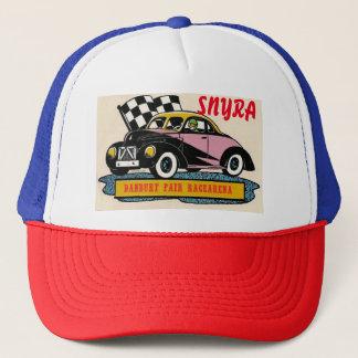 Danbury angemessen/SNYRA Racearena der Hut Truckerkappe