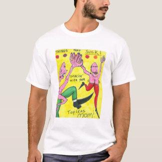 Dancin mit Ihrer schulterfreien Mamma! T-Shirt