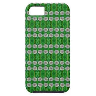 dandelion art iPhone 5 schutzhülle