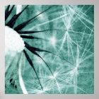Dandelion Art  - Pusteblume Kunst 2012 008 Poster